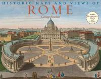 Historic Maps and Views of Rome by George Sinclair