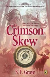 The Crimson Skew by S E Grove image