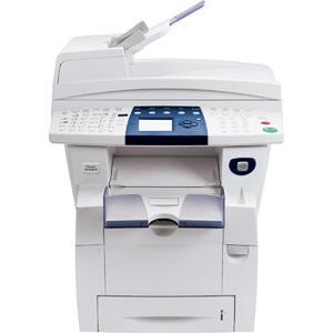 Fuji Xerox P8560MFPD MultiFunction Col 30ppm Prntr Phaser Solid Ink Printer  30ppm Col/Blk  85K Pages Duty Cycle  625 image