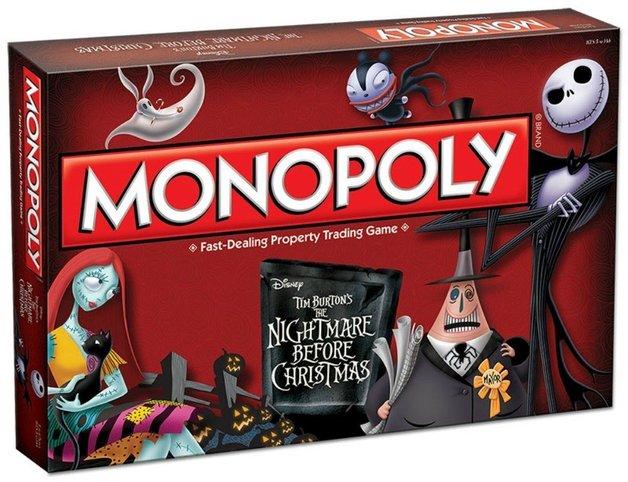 Monopoly: Nightmare Before Xmas Edition