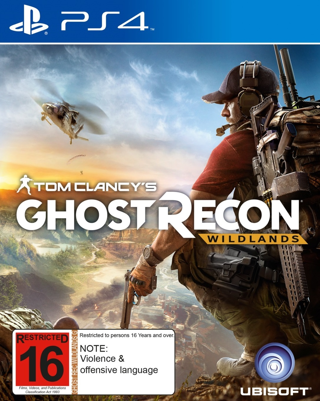 Tom Clancy's Ghost Recon: Wildlands for PS4 image