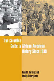 The Columbia Guide to African American History Since 1939 image