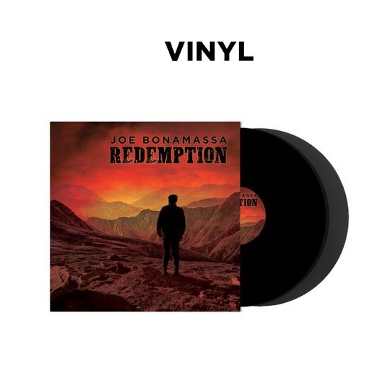 Redemption (Double Vinyl Set) by Joe Bonamassa