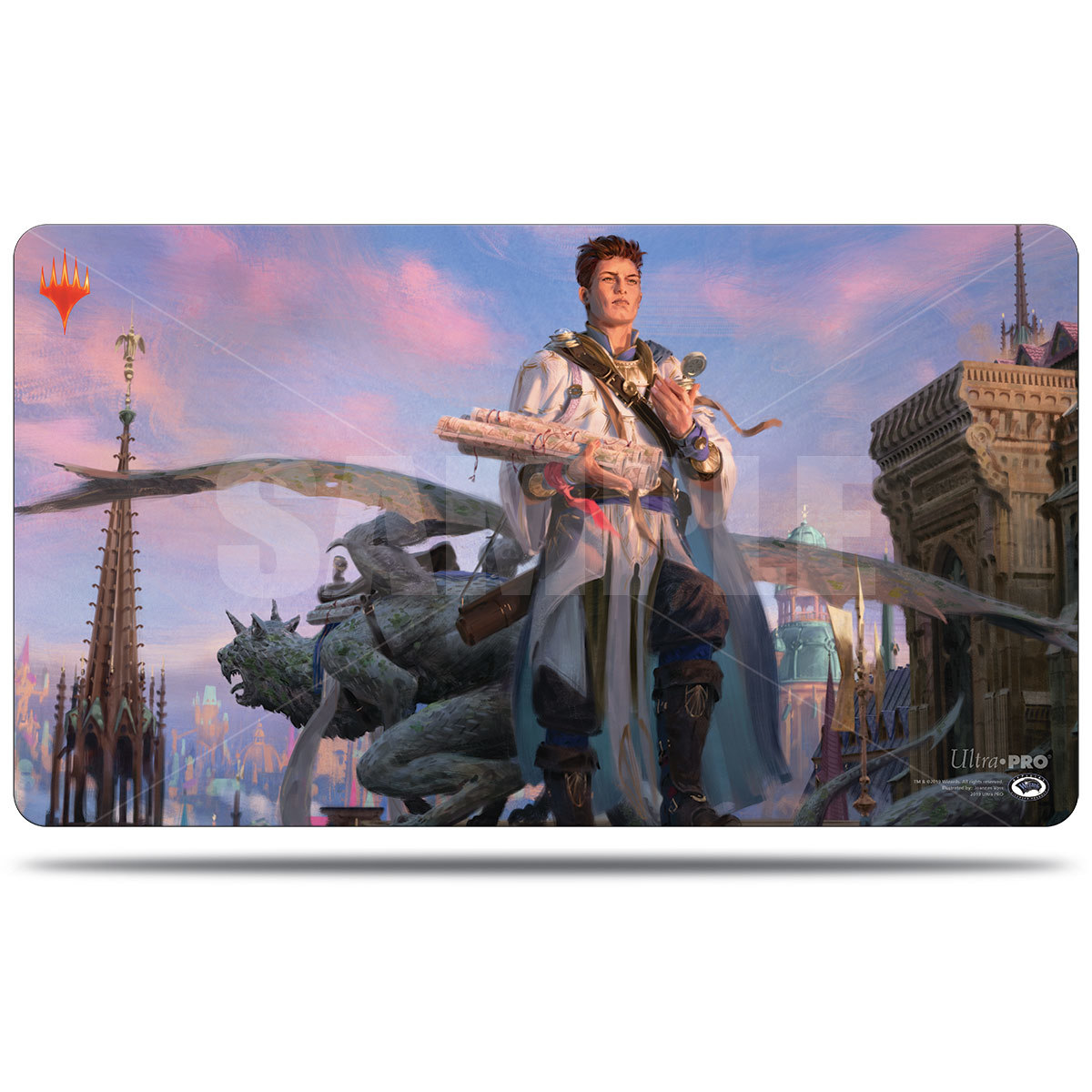 Ultra Pro: Magic The Gathering Playmat: War of the Spark v3 image