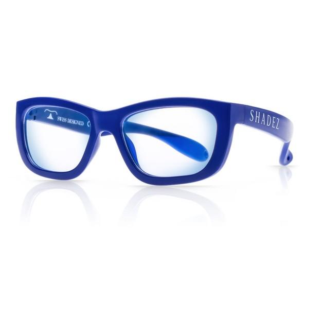 Shadez: Blue Light Filter Glasses - Blue (7-16 Years)