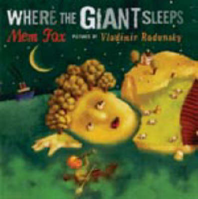 Where the Giant Sleeps by Mem Fox image