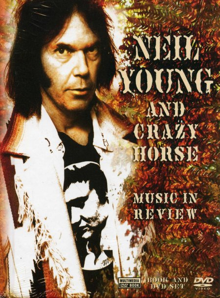 Neil Young - Music in Review (DVD + Book) on DVD