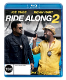 Ride Along 2 on Blu-ray