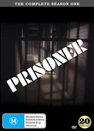Prisoner - The Complete Season One on DVD