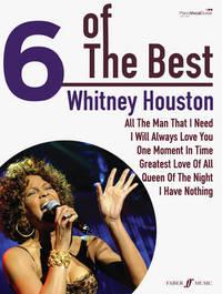 6 Of The Best: Whitney Houston by Whitney Houston
