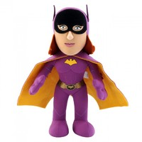 Batman Batgirl 10 Inch Plush - 1966 TV Series