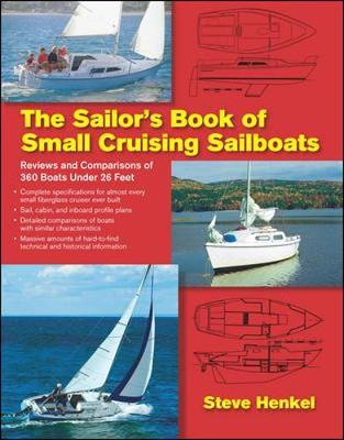 The Sailor's Book of Small Cruising Sailboats by Steve Henkel