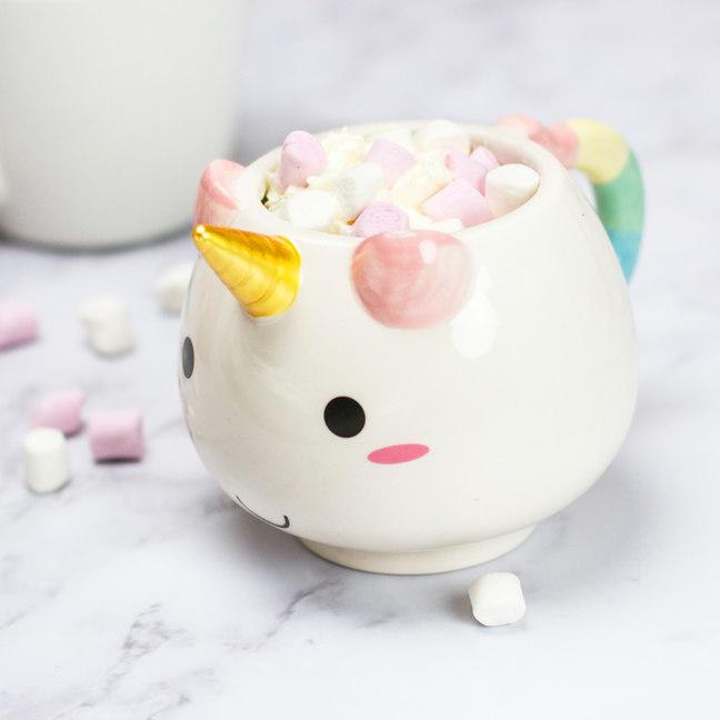 Elodie Unicorn Mug image