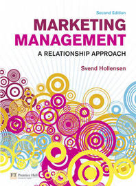 Marketing Management: A Relationship Approach by Svend Hollensen image