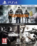 Tom Clancy's Rainbow 6 Siege & The Division Double Pack for PS4