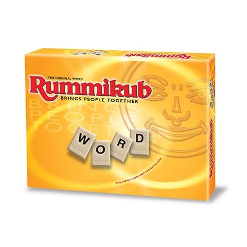 Rummikub: Word