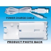 Rechargeable Battery Power Pack (for Remote Controller) for Nintendo Wii