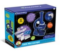 Discovery Kids - 100x Microscope