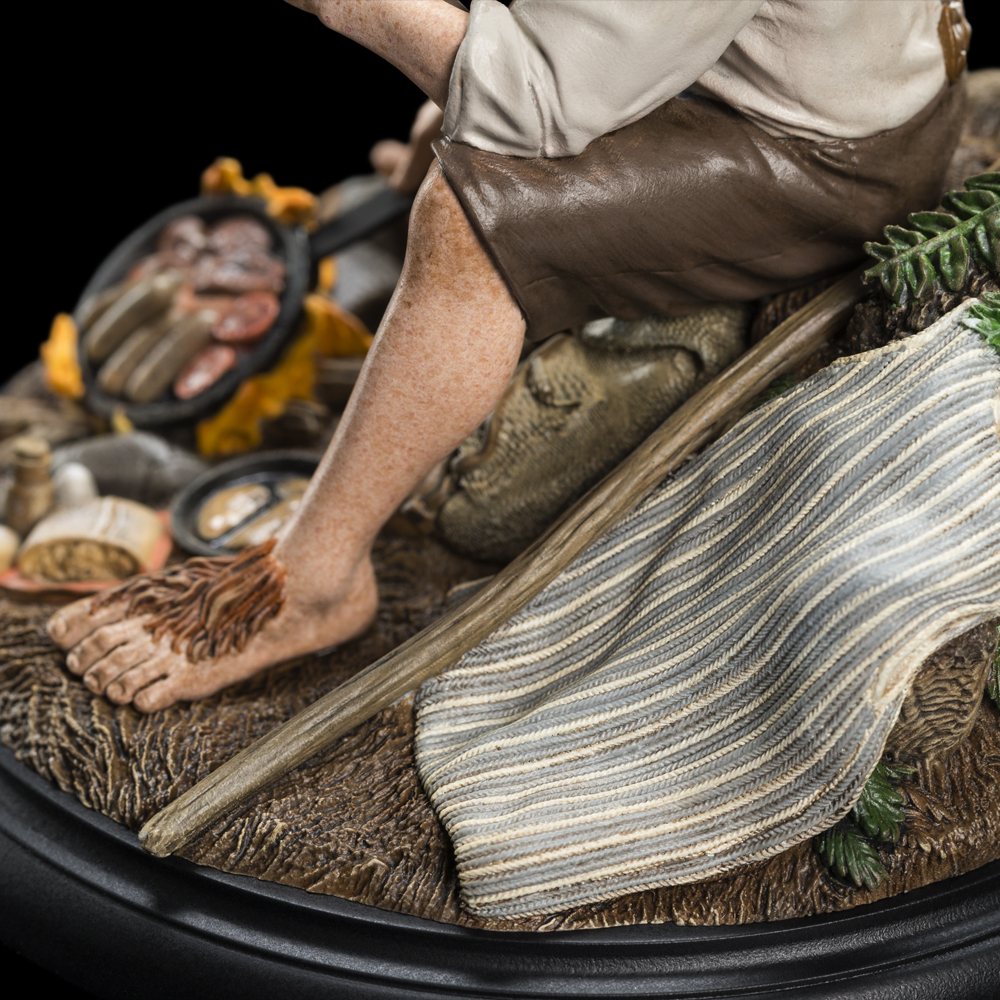 Lord of the Rings Samwise Gamgee Statue image