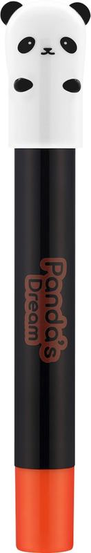 Tony Moly: Panda's Dream Glossy Lip Crayon - Hey Orange
