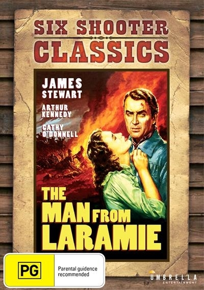 The Man From Laramie (Six Shooter Classics) on DVD