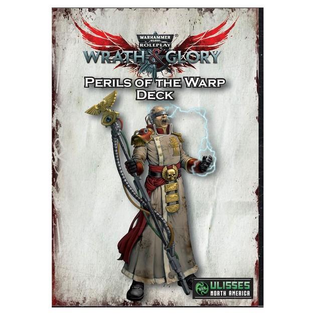 Warhammer 40,000: Wrath & Glory - Perils of the Warp Deck