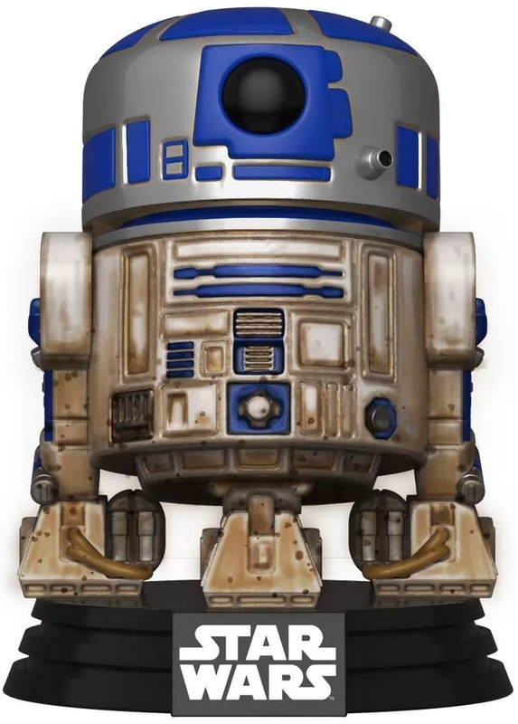 Star Wars: R2-D2 (Dagobah) Pop! Vinyl Figure