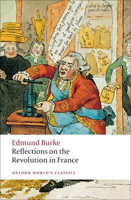Reflections on the Revolution in France by Edmund Burke image