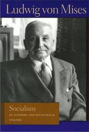 Socialism by Ludwig Von Mises image