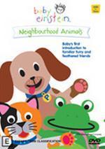 Baby Einstein - Neighbourhood Animals on DVD