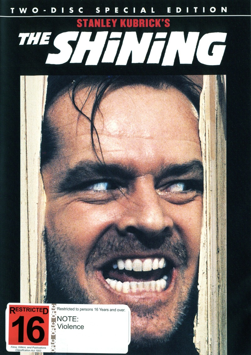 The Shining - Special Edition on DVD image