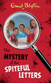 The Mystery of the Spiteful Letters by Enid Blyton image