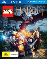 LEGO The Hobbit for PlayStation Vita