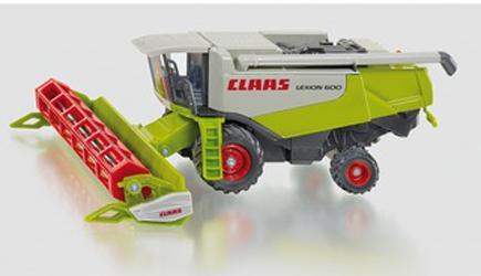 Siku: Claas Forage Harvester