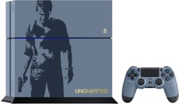 PS4 Uncharted 4 Limited Edition Console Bundle for PS4 image