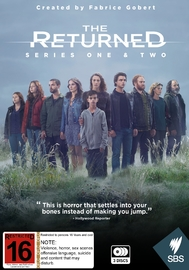 The Returned - Series 1 & 2 on DVD