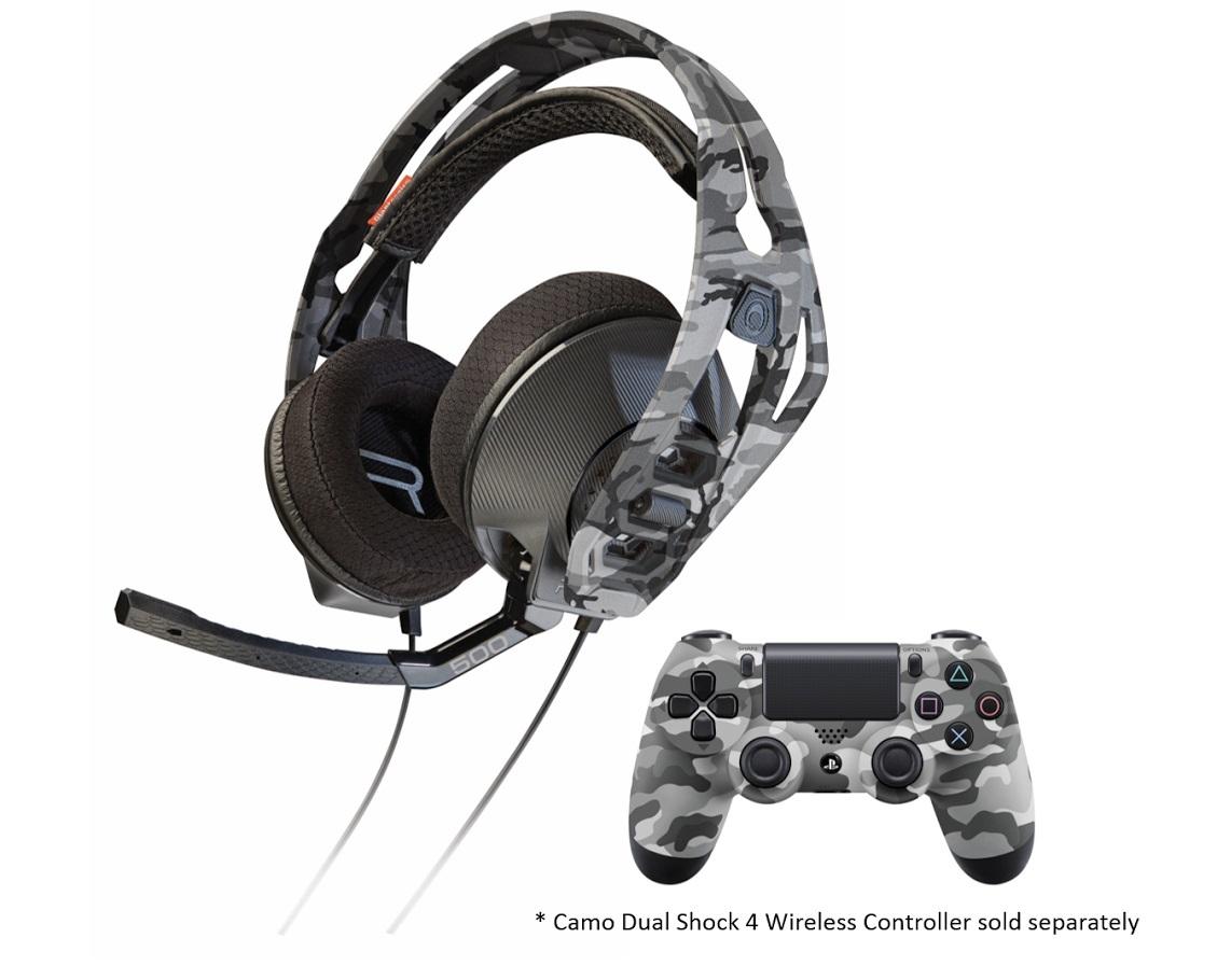 camo headset
