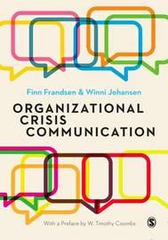 Organizational Crisis Communication by Finn Frandsen image