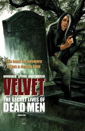 Velvet Volume 2: The Secret Lives of Dead Men by Ed Brubaker