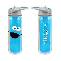 Sesame Street: Cookie Monster - 18 oz. Tritan Water Bottle