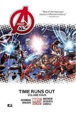 Avengers: Time Runs Out Vol. 4 by Jonathan Hickman image