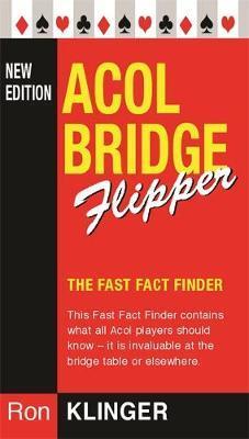 Acol Bridge Flipper by Ron Klinger image