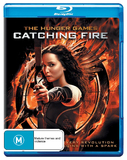 The Hunger Games: Catching Fire on Blu-ray, UV