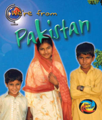 We're from Pakistan by Emma Lynch