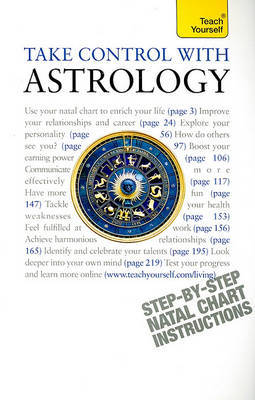 Take Control with Astrology by Tenzin-Dolma Lisa image