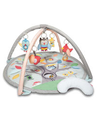 Skip Hop: Treetops Friend Activity Gym - Grey + Pastel