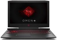 "HP Omen 15-ce052TX 15.6"" Gaming Laptop, Intel Core i7-7700HQ, 16GB RAM, NVIDIA GTX 1050 4GB"