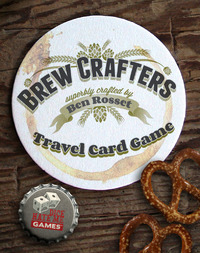 Brew Crafters: The Travel Card Game