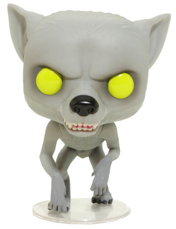 Harry Potter - Remus Lupin (Werewolf Ver.) Pop! Vinyl Figure