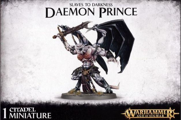 Warhammer Daemon Prince